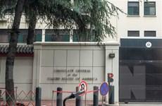 Các nhân viên ngoại giao Mỹ chuẩn bị rời khỏi thành phố Thành Đô