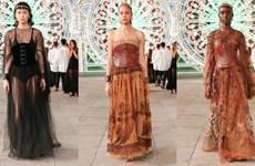 Dior tôn vinh tinh hoa nghệ thuật thủ công trong thời trang đương đại