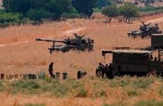 Hezbollah bác bỏ thông tin giao tranh với Israel ở biên giới