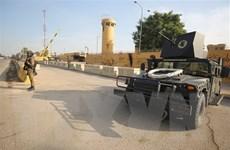 Iraq: Tấn công bằng rocket nhằm vào căn cứ quân sự gần thủ đô