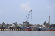 Cần xử lý sớm các tồn tại, vướng mắc của ngành đóng tàu