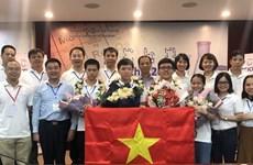 [Video] Việt Nam giành 4 huy chương Vàng Olympic Hóa học Quốc tế