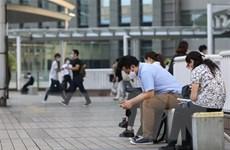 Thủ đô Nhật Bản ghi nhận số mới mắc COVID-19 trong ngày cao nhất