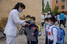 WHO hỗ trợ 940.000 USD giúp Triều Tiên phòng dịch COVID-19
