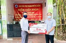 Central Retail tiếp tục ủng hộ thành phố Đà Nẵng 10 tấn thực phẩm