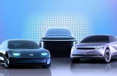 Tập đoàn Hyundai ra mắt thương hiệu IONIQ cho dòng xe điện mới