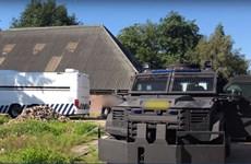Hà Lan triệt phá cơ sở sản xuất ma túy lớn nhất từ trước tới nay