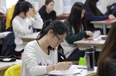Sinh viên Hàn Quốc nhiễm SARS-CoV-2 tăng cao trước năm học mới