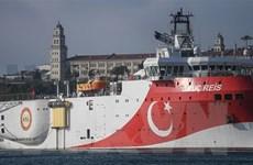 """Tổng thống Thổ Nhĩ Kỳ muốn tìm """"giải pháp cùng thắng"""" với Hy Lạp"""