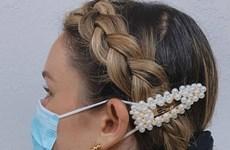 Bí quyết đeo khẩu trang để vừa không đau tai vừa xinh đẹp thần thái