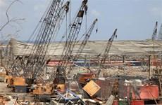 Vụ nổ Beirut - Đòn giáng chí mạng khiến kinh tế Liban bên bờ sụp đổ