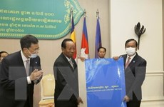 Bản đồ biên giới Campuchia-Việt Nam sẽ gửi Liên hợp quốc lưu giữ