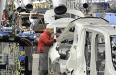 Chính phủ Nhật Bản duy trì đánh giá nền kinh tế khởi sắc trong tháng 8