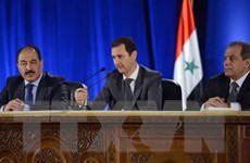 Đàm phán về Hiến pháp mới của Syria đã được nối lại tại Thụy Sĩ