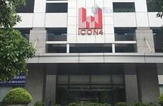 Tổng Công ty Xây dựng Hà Nội đấu giá hơn 4 triệu cổ phần tại ICON 4