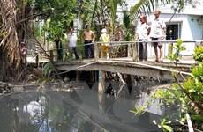 Người dân Bến Tre kiến nghị khắc phục ô nhiễm nguồn nước kênh Xáng