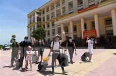 Ninh Thuận trao chứng nhận cho 232 công dân hoàn thành cách ly