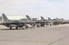 Hy Lạp, UAE huấn luyện không quân chung ở Đông Địa Trung Hải