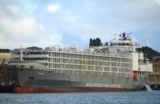 Nhật Bản tìm kiếm tàu chở hàng mất tích ở Biển Hoa Đông