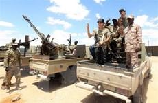 Liên minh châu Âu thúc đẩy đàm phán hòa bình tại Libya