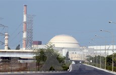 Các thanh sát viên IAEA tiếp cận cơ sở hạt nhân của Iran