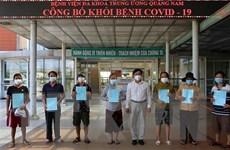 Việt Nam không có ca mắc COVID-19 mới, 786 ca đã được điều trị khỏi