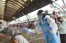 Ấn Độ ghi nhận hơn 90.600 ca nhiễm COVID-19 trong một ngày
