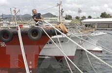Nhật Bản: Hàng trăm nghìn người phải sơ tán do bão Heishen
