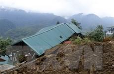 Các tỉnh miền núi Bắc Bộ đề phòng lũ quét và sạt lở đất