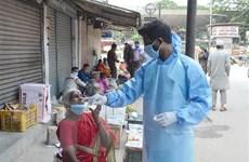 Ấn Độ tiếp tục ghi nhận gần 90.000 ca nhiễm COVID-19 mới