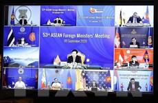 AMM 53: Thái Lan nêu bật kế hoạch phục hồi hậu COVID-19