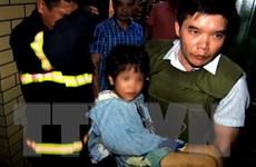 Vụ cháu bé bị bố bạo hành: Di lý đối tượng Đặng Trung Kiên về Bắc Ninh