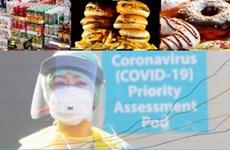 Lợi dụng dịch COVID-19 để kinh doanh thực phẩm bất lợi cho sức khỏe