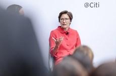 Mỹ: Người phụ nữ đầu tiên dẫn dắt một ngân hàng lớn tại phố Wall