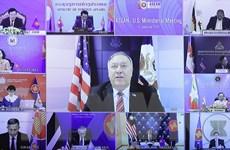 AMM 53: Mỹ cam kết hỗ trợ các nước ASEAN phục hồi kinh tế sau dịch