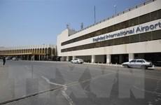 Iraq: Khu vực sân bay thủ đô Baghdad lại bị tấn công bằng tên lửa