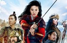 Phim ''Hoa Mộc Lan'' ra mắt ảm đạm tại thị trường Trung Quốc