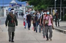 Thái Lan tạm thời đóng các cửa khẩu biên giới với Myanmar