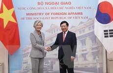 Hàn Quốc mong muốn phát triển sâu sắc hơn nữa quan hệ với Việt Nam