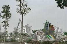 Quản lý trật tự xây dựng ở Hà Nội: Còn bất cập về cơ chế, chính sách
