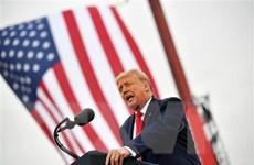 Bầu cử Mỹ: Tổng thống Trump lạc quan về chiến thắng tại bang Virginia