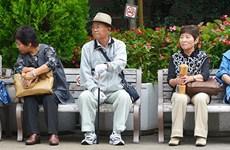 Số người già trên 65 tuổi ở Nhật Bản chạm mức cao kỷ lục