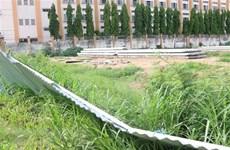 TP.HCM xử lý nghiêm nhiều công trình vi phạm xây dựng tại Hóc Môn