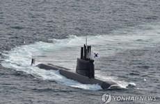 Hàn Quốc phát triển tàu ngầm đầu tiên được trang bị pin lithium-ion