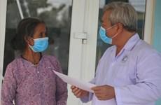 Bệnh nhân COVID-19 cuối cùng ở Quảng Trị được xuất viện