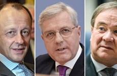 Đức: Các ứng cử viên chức chủ tịch CDU nhất trí lộ trình tranh cử