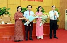 Phê chuẩn kết quả bầu bổ sung 2 Phó Chủ tịch UBND tỉnh Lạng Sơn