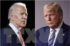 Bầu cử Mỹ 2020: Ông Trump rút ngắn khoảng cách với ứng cử viên Biden