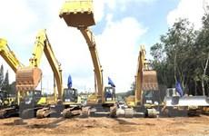 Khởi công xây dựng đoạn Phan Thiết-Dầu Giây thuộc cao tốc Bắc Nam