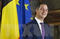 Nội các mới của Bỉ nhậm chức trước sự chứng kiến của Nhà Vua